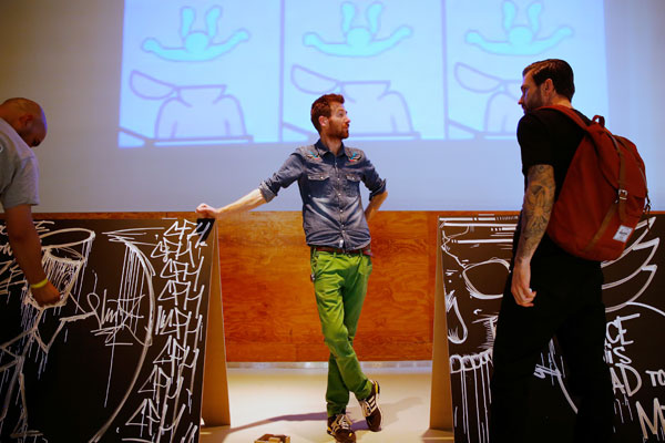 Keith-Haring-Weekend_10-okt-2015_Kunsthal-Rotterdam_foto-Bas-Czerwinski-(153)
