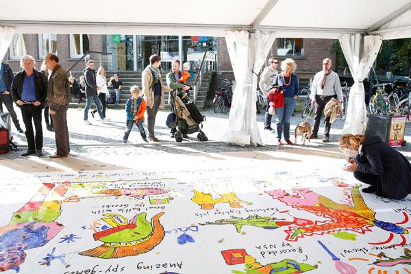 Keith-Haring-Weekend_10-okt-2015_Kunsthal-Rotterdam_foto-Bas-Czerwinski-(104)