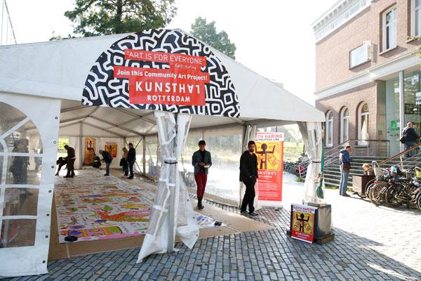 Keith-Haring-Weekend_11-okt-2015_Kunsthal-Rotterdam_Foto-Bas-Czerwinski-(10)