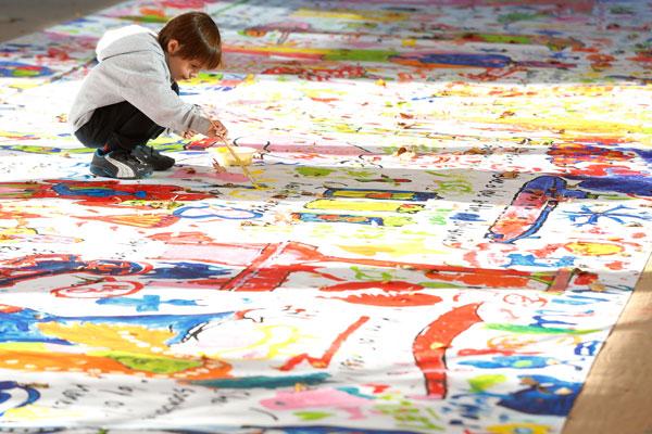 Keith-Haring-Weekend_11-okt-2015_Kunsthal-Rotterdam_Foto-Bas-Czerwinski-(127)