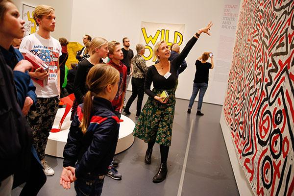 Keith-Haring-Weekend_11-okt-2015_Kunsthal-Rotterdam_Foto-Bas-Czerwinski-(167)