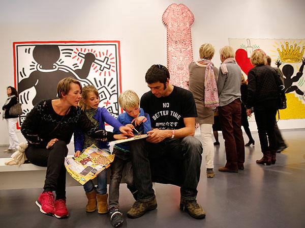 Keith-Haring-Weekend_11-okt-2015_Kunsthal-Rotterdam_Foto-Bas-Czerwinski-(182)