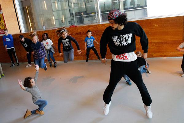 Keith-Haring-Weekend_11-okt-2015_Kunsthal-Rotterdam_Foto-Bas-Czerwinski-(41)