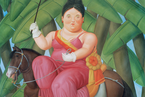 01_First_Lady_Botero_Kunsthal
