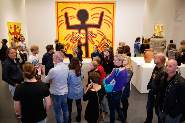 1.-Keith-Haring-Weekend_11-okt-2015_Kunsthal-Rotterdam_Foto-Bas-Czerwinski-(157)