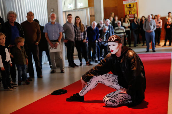 2.-Keith-Haring-Weekend_10-okt-2015_Kunsthal-Rotterdam_foto-Bas-Czerwinski-(20)