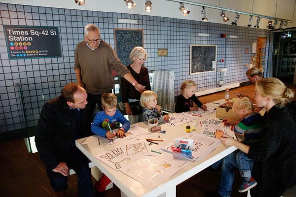 Keith-Haring-Weekend_11-okt-2015_Kunsthal-Rotterdam_Foto-Bas-Czerwinski-(94)